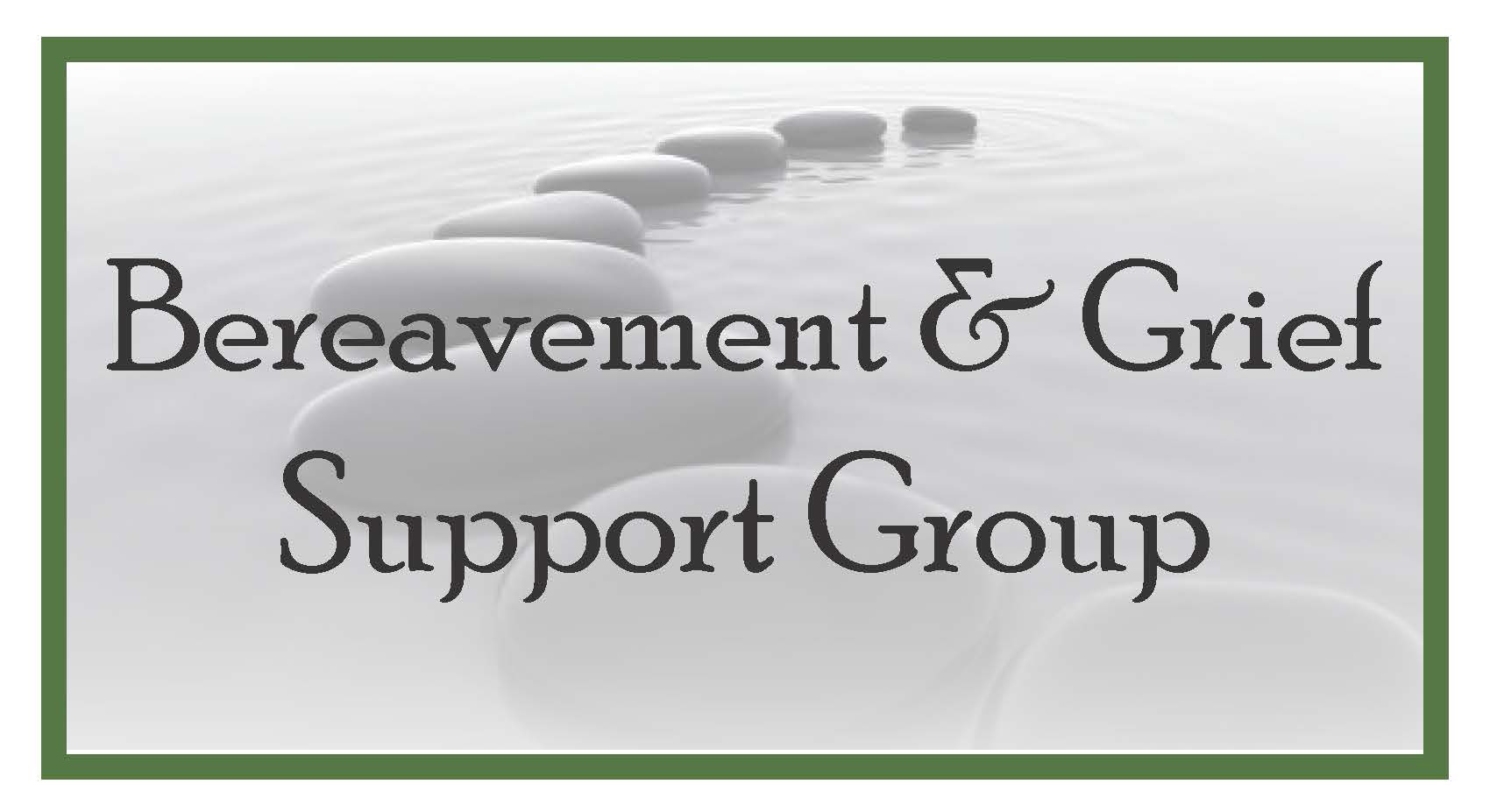 Cornerstone VNA Offers Grief Support Group