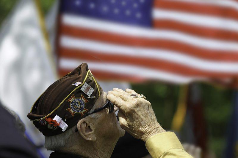 As Veterans Age, Unique Needs Arise