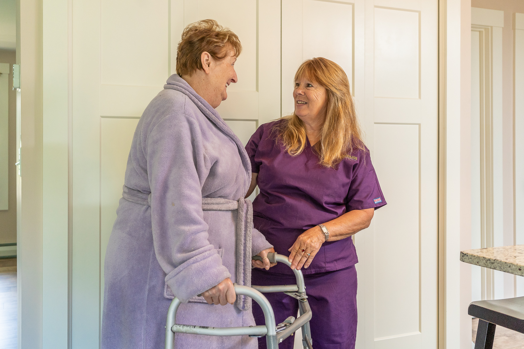Be the One to Help Someone Age in Place – Personal Care Service Provider Certification Offered