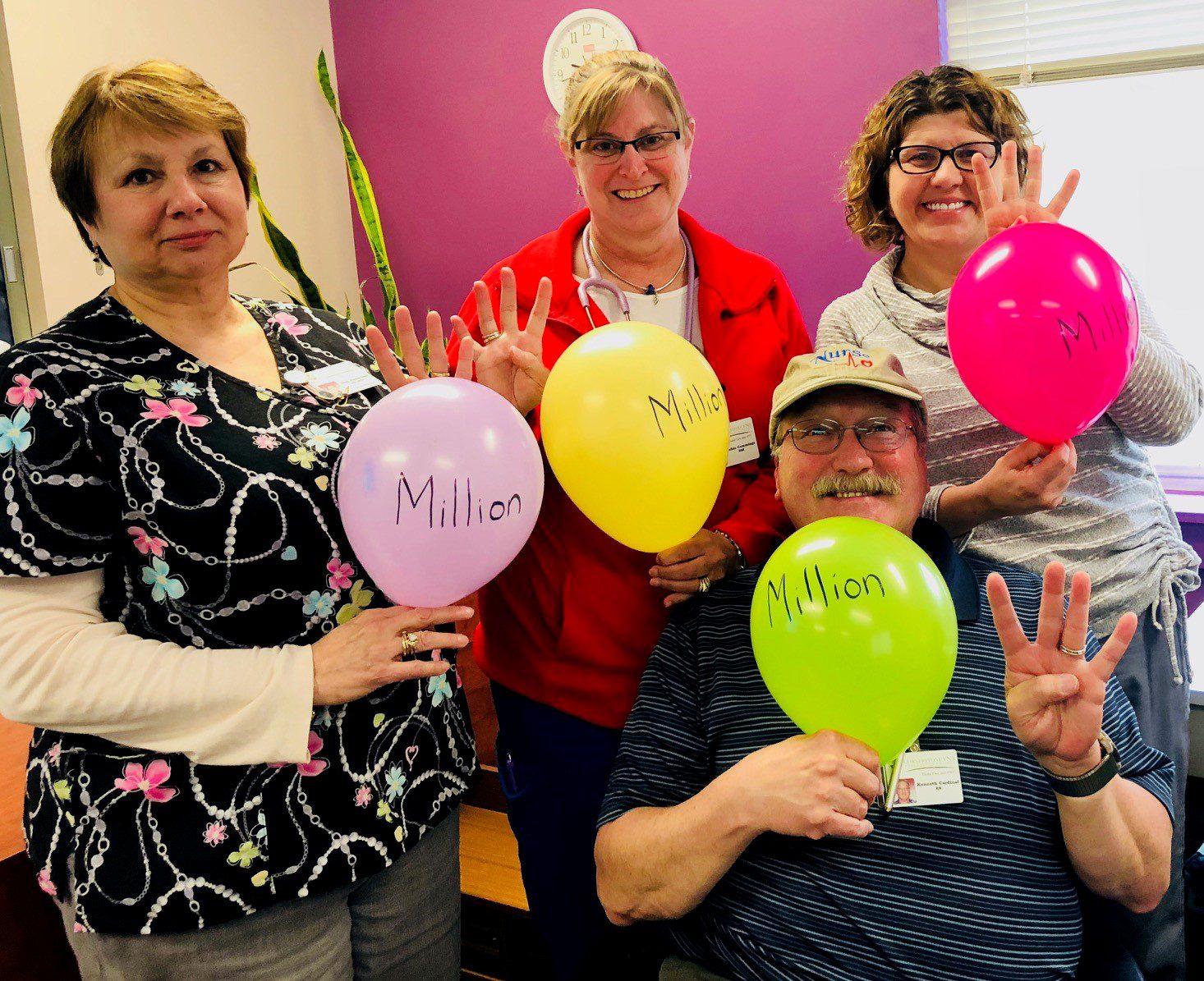 Cornerstone VNA Celebrates National Nurses Week May 6-12