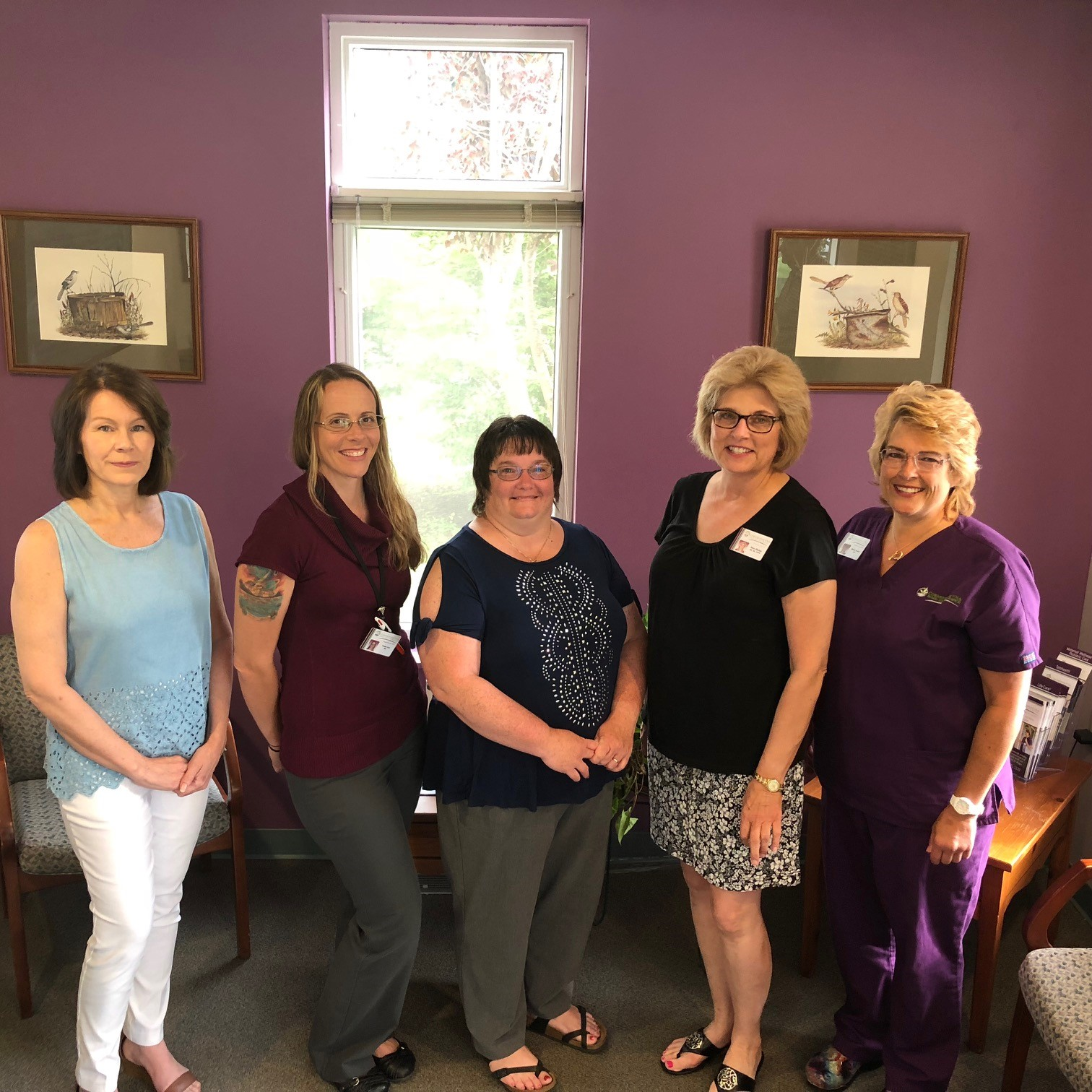 Cornerstone VNA Celebrates Hospice Accomplishments